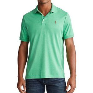 Ralph Lauren SS Soft Touch Classic Fit Polo Shirt